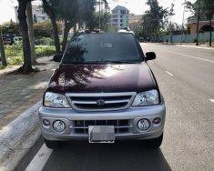 Bán Daihatsu Terios 1.3 2005, màu đỏ, nhập khẩu, số sàn  giá 185 triệu tại BR-Vũng Tàu