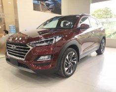 Hyundai Tucson 2.0 máy dầu, phiên bản mới ra đời 2019, màu đỏ, hỗ trợ vay trả góp, thủ tục đơn giản, giao xe sớm giá 940 triệu tại Hà Nội