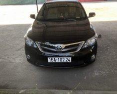 Bán Toyota Corolla altis 2.0V đời 2013, màu đen, số tự động giá 589 triệu tại Hải Phòng