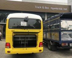 Cần bán Hyundai County 2017, màu vàng giá 1 tỷ 295 tr tại Hà Nội