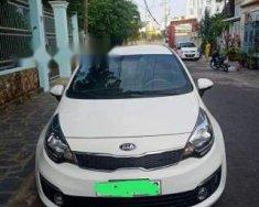 Bán Kia Rio 2017 màu trắng, đăng kiểm đến T3/202, xe chính chủ biển 43 giá 465 triệu tại Đà Nẵng