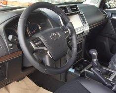 Bán xe Toyota Prado VX 2.7L năm 2019, màu trắng, nhập khẩu Nhật Bản giá 2 tỷ 300 tr tại Hà Nội