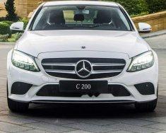 Cần bán xe Mercedes C200 đời 2019, màu trắng giá 1 tỷ 465 tr tại Hải Phòng