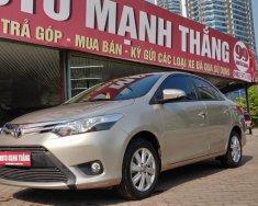 Cần bán xe Toyota Vios 1.5G 2017 giá 535 triệu tại Hà Nội