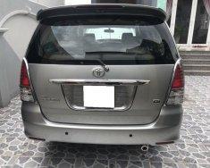 Cần bán xe Toyota Innova 2011 số sàn màu bạc cực mới giá 437 triệu tại Tp.HCM