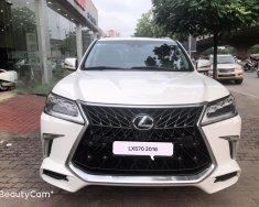 Bán Lexus LX570 nhập Mỹ 2016,full option ,Biển Hà Nội . giá 6 tỷ 850 tr tại Hà Nội