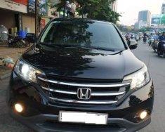 Bán xe Honda CR V 2.0AT năm 2014, màu đen giá cạnh tranh giá 735 triệu tại Hà Nội