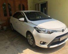Bán Toyota Vios đời 2017, màu trắng, nhập khẩu nguyên chiếc giá 475 triệu tại Bình Định
