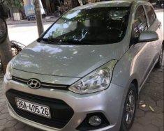Bán Hyundai Grand i10 sản xuất 2015, màu bạc, xe nhập số tự động, 350tr giá 350 triệu tại Thanh Hóa