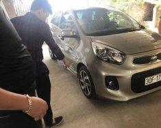 Cần bán lại xe Kia Morning đời 2018, màu bạc chính chủ giá 399 triệu tại Hà Nội