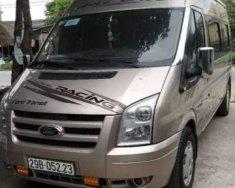 Cần bán lại xe Ford Transit sản xuất năm 2013 số sàn, giá tốt giá 420 triệu tại Nghệ An