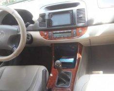 Bán Toyota Camry sản xuất năm 2004, màu đen giá 390 triệu tại Tây Ninh