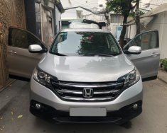 Bán Honda CRV 2015 tự động màu bạc, xe BSTP chính chủ giá 795 triệu tại Tp.HCM