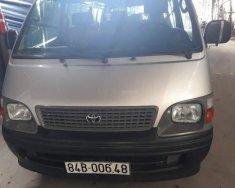 Cần bán Toyota Hiace năm 2003, màu bạc, giá chỉ 85 triệu giá 85 triệu tại Trà Vinh