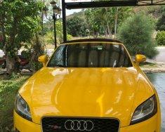 Cần bán xe Audi TT 2007, màu vàng, nhập khẩu nguyên chiếc giá 720 triệu tại Khánh Hòa