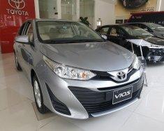Toyota Vũng Tàu bán Toyota Vios E số sàn, đời 2019, màu bạc giá 531 triệu tại BR-Vũng Tàu