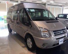Bán ô tô Ford Transit Luxury sản xuất năm 2019, màu bạc giá 770 triệu tại Hà Nội