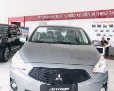 Bán Mitsubishi Attrage CVT sản xuất năm 2019, nhập khẩu giá 475 triệu tại Tp.HCM