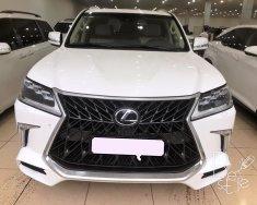 Bán Lexus LX570 sản xuất 2016, đã lên from 2019, đăng ký 2019, 1 chủ, lăn bánh 5000Km - LH: 0906223838 giá 7 tỷ 435 tr tại Hà Nội