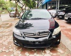 Cần bán Toyota Corolla Altis đời 2010, màu đen giá 475 triệu tại Hà Nội