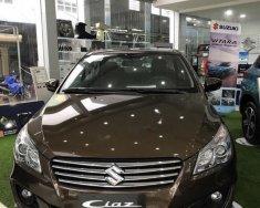 Bán Suzuki Ciaz 1.4 AT đời 2019, màu nâu, nhập khẩu, giá 499tr giá 499 triệu tại Hải Phòng