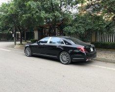 Bán ô tô Mercedes S500L năm 2015, màu đen số tự động giá 3 tỷ 386 tr tại Hà Nội