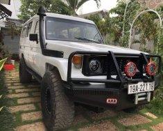 Bán lại xe Toyota Land Cruiser đời 1990, màu trắng, nhập khẩu giá 280 triệu tại Đắk Lắk