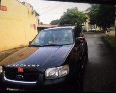 Bán xe Ford Escape đời 2003, màu đen, giá chỉ 165 triệu giá 165 triệu tại Hải Dương