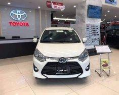 Bán xe Toyota Wigo đời 2019, màu trắng, nhập khẩu nguyên chiếc giá 335 triệu tại Tp.HCM