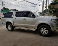 Bán Toyota Hilux sản xuất 2010, màu bạc giá 398 triệu tại Đồng Nai