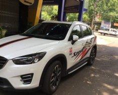 Bán lại xe Mazda CX 5 2.5G AT năm 2017, màu trắng ít sử dụng, giá chỉ 850 triệu giá 850 triệu tại Đắk Lắk