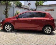 Bán Hyundai i20 đời 2012, màu đỏ, nhập khẩu  giá 320 triệu tại Bình Dương