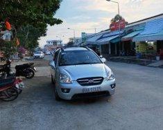 Bán xe Kia Carens sản xuất 2009, màu bạc, xe nhập giá 320 triệu tại Kiên Giang
