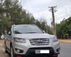 Bán Hyundai Santa Fe SLX 2010 full option 2.0, màu bạc, nhập khẩu, giá tốt giá 750 triệu tại An Giang