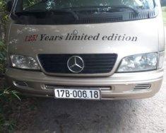 Bán xe Mercedes MB140 đời 2003, màu bạc, xe nhập giá 90 triệu tại Tp.HCM