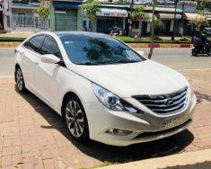 Bán Hyundai Sonata AT 2012, màu trắng, xe nhập  giá 535 triệu tại BR-Vũng Tàu