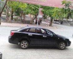 Bán xe cũ Daewoo Lacetti 2010, màu đen giá 195 triệu tại Quảng Bình