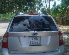 Cần bán Kia Carens đời 2011, màu bạc giá 270 triệu tại Kiên Giang