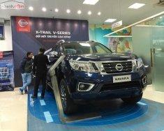 Cần bán xe Nissan Navara VL 2.5 AT 4WD 2019, màu xanh lam, nhập khẩu giá cạnh tranh giá 756 triệu tại Hải Phòng