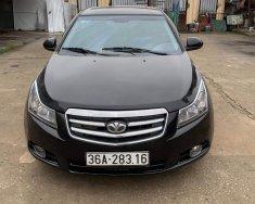 Bán ô tô Daewoo Lacetti SE đời 2010, màu đen nhập khẩu nguyên chiếc, giá chỉ 270triệu giá 270 triệu tại Thanh Hóa