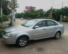 Bán xe Daewoo Lacetti 2008, màu bạc, nhập khẩu   giá 160 triệu tại Hà Tĩnh