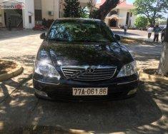 Bán Toyota Camry đời 2003, màu đen, chính chủ  giá 280 triệu tại Bình Định