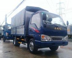 Bán xe tải Jac 2t4 ga cơ mới 100%, hỗ trợ vay ngân hàng 80% giá trị xe giá 335 triệu tại Đồng Nai