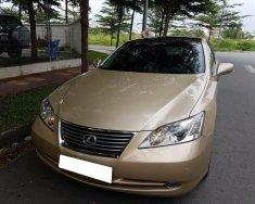 Bán Lexus ES năm 2008, màu vàng, xe gia đình  giá 735 triệu tại Tp.HCM