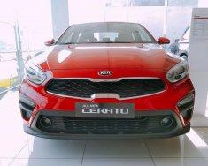 Cần bán xe Kia Cerato đời 2019, màu đỏ giá 551 triệu tại Tp.HCM