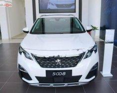 Bán xe Peugeot 5008 1.6 AT năm sản xuất 2019, màu trắng giá 1 tỷ 349 tr tại Tp.HCM