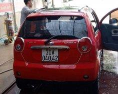 Cần bán xe cũ Chevrolet Spark 2010, màu đỏ giá 120 triệu tại Thanh Hóa