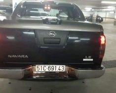 Bán xe Nissan Navara 2.5MT sản xuất năm 2012, màu đen, nhập khẩu giá 365 triệu tại Tp.HCM
