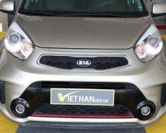 Bán xe Kia Morning Si 1.2AT năm sản xuất 2016, màu vàng giá 358 triệu tại Tp.HCM