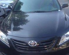 Cần bán gấp Toyota Camry đời 2007, màu đen, xe nhập giá 600 triệu tại Tp.HCM